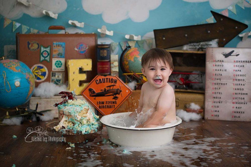 CakeSmash-2-cake-smash-splash-child-portrait-photrography-new-hudson-south-lyon-michigan-header